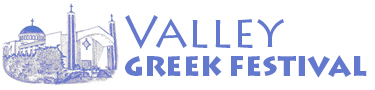 Valley Greek Festival Logo